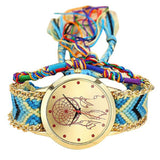 Aenyx Style F Woven Dreamcatcher Watch