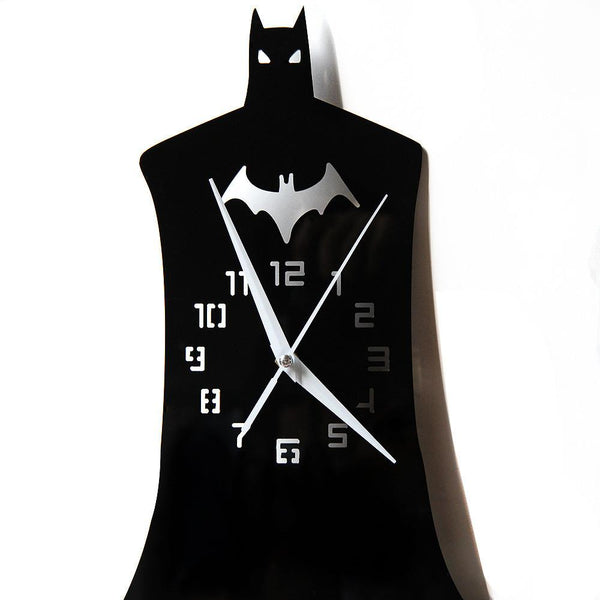 Aenyx The Dark Knight Wall Clock