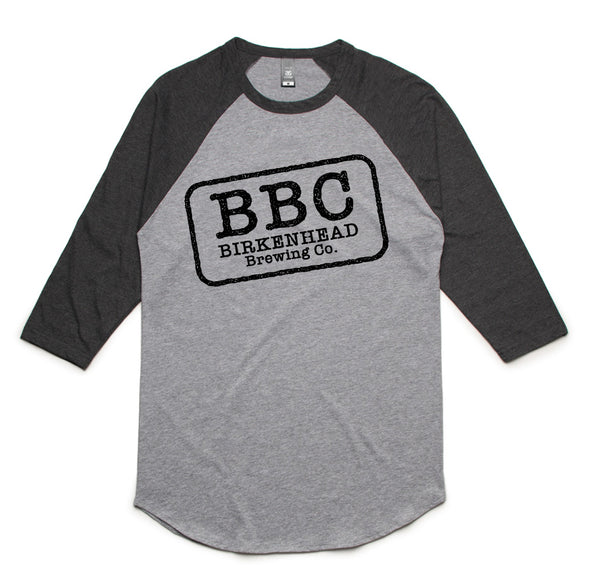T Shirt | Raglan Style | BBC Stamp your mark