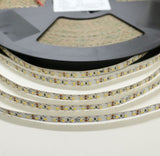 Dimmable 12V UL Single color LED Strip Indoor 82 ft Warm White Natural White cool  White Cuttable