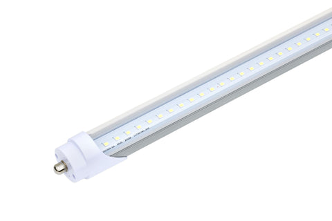 LED 8' T8 Tube Light 5000K Office Lighting Linear Lighting