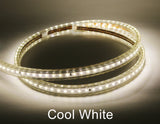 LED Strip Light 120V SMD3014 Warm White Cool white