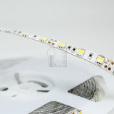 12V 5050 Single Color LED Strip Outdoor, 16.5 Feet, Warm cool white