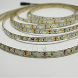 Dimmable Outdoor 12V UL Single Color LED Strip Waterproof 82ft, Cuttable every Inch