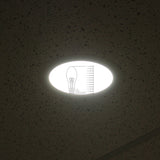 High Quality LED Slim Panel Downlights