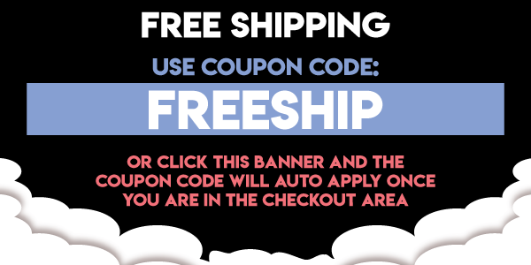Unicorn Smiles Free Shipping Coupon Code
