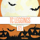 Halloween Facebook Album Cover Set of Graphics For Fashion Retailers Consultants