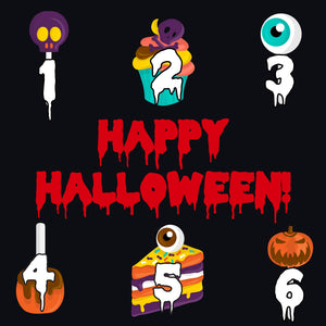 FREE Happy Halloween Pick A Spooky Treat Graphics! For Fashion Retailers and consultants