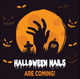 Free Halloween Nails are Coming Animated Video