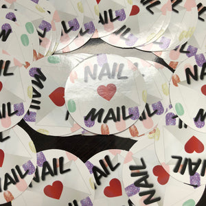 Nail Mail Stickers