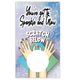 Sparkle and Glow Nails Scratch Off Card