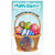 Happy Easter Eggs in Basket Loyalty Scratch Off Card