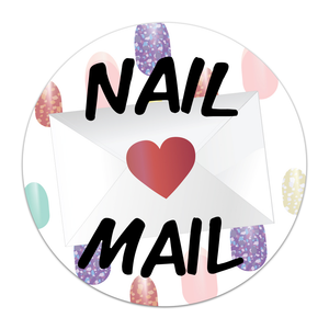 Color Street Nail Mail Sticker