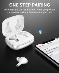Bluetooth 5.0 Earbuds in-Ear TWS Stereo Headphones