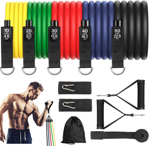 Resistance Bands,Exercise Bands 150LBS