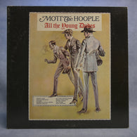 Mott The Hoople - All The Young Dudes, NM