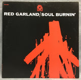 Red Garland - Soul Burnin', VG++
