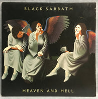 Black Sabbath - Heaven And Hell, EXC