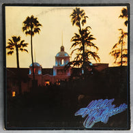 Eagles - Hotel California, Gatefold with Poster, VG+