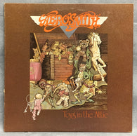 Aerosmith - Toys In The Attic, EXC