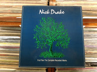 Nick Drake - Fruit Tree · The Complete Recorded Works 3 LP Box Set, UK Import, 1st Press