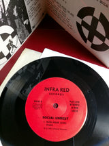 "Social Unrest - Making Room For Youth 7""  3-song Single 45rpm"