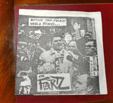 "Fartz - Because This Fuckin' World Stinks 7"" 9-Song EP"