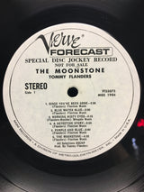 Tommy Flanders - The Moonstone, DJ/Promo Copy, EXC