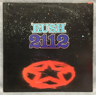 Rush - 2112, Gatefold, 1st Pressing, EXC