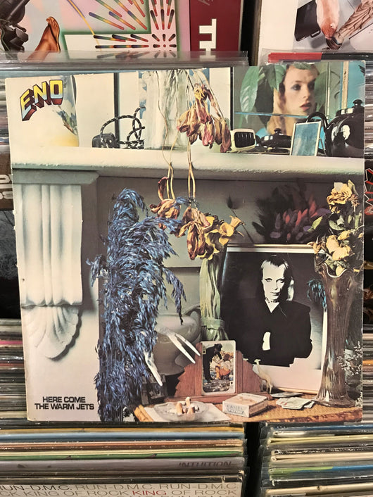 Brian Eno- Here Come The Warm Jets LP