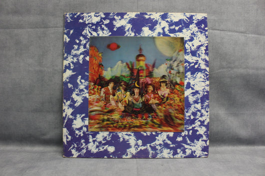 The Rolling Stones ‎– Their Satanic Majesties Request, Exc, 1st Pressing