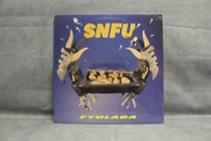 SNFU ‎– Fyulaba, Sealed, 1st Pressing