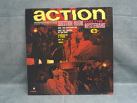 Question Mark And The Mysterians ‎– Action LP, Mono, 1st Pressing, VG+