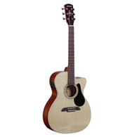 New Alvarez RF26CE Folk Size Acoustic/Electric Guitar  (Available for in store purchase only)