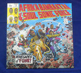 "Afrika Bambaataa & Soulsonic Force ‎- Renegades Of Funk! 12"" Single"