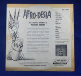 Martin Denny - Afro-Desia LP, UK Import 1st Pressing