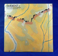 Brian Eno & Harold Budd - Ambient 2 The Plateaux Of Mirror LP, Sealed