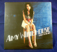 Amy Winehouse - Back To Black LP, 2007 Import, Sealed