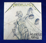 Metallica - ...And Justice For All Double LP, 1st Pressing