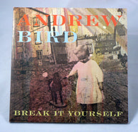 Andrew Bird ‎– Break It Yourself Double LP