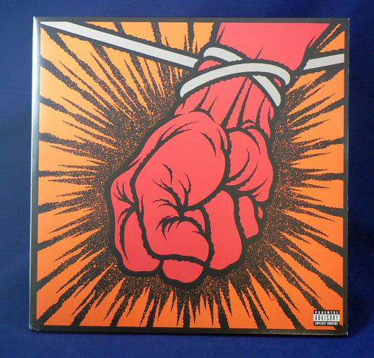 Metallica - St. Anger Double LP, 1st Pressing, NM