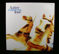Aztec Camera - Love LP, 1987 Synth-Pop EXC Vinyl
