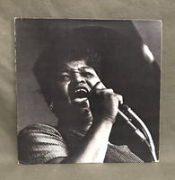 Big Mama Thorton- Big Mama Thorton and The Chicago Blues Band LP