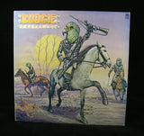 Budgie - Bandolier LP, 1st Press, Canadian Import, Prog, VG+ Vinyl