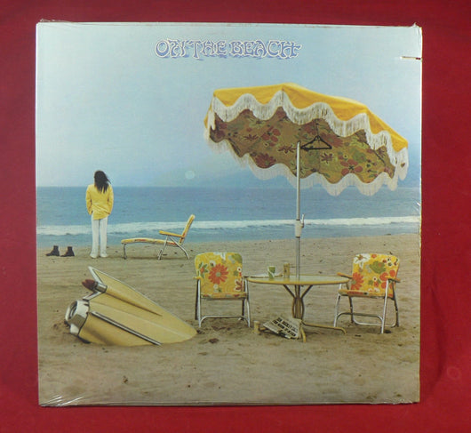 Neil Young - On The Beach LP, Sealed
