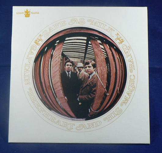 Captain Beefheart And His Magic Band - Safe As Milk Double LP, Unofficial