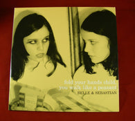 Belle & Sebastian - fold your hands child, you walk like a peasant LP,