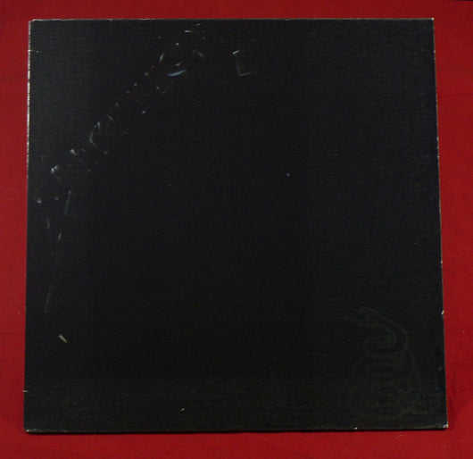 Metallica - Self Titled Double LP (The Black Album), 1991 1st Press