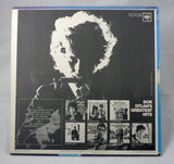 Bob Dylan - Bob Dylan's Greatest Hits LP With Mint Condition Poster