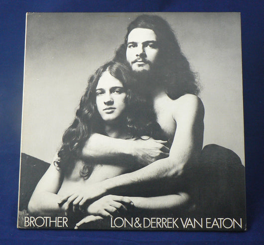 Lon & Derrek Van Eaton ‎– Brother LP, 1st Pressing, VG+